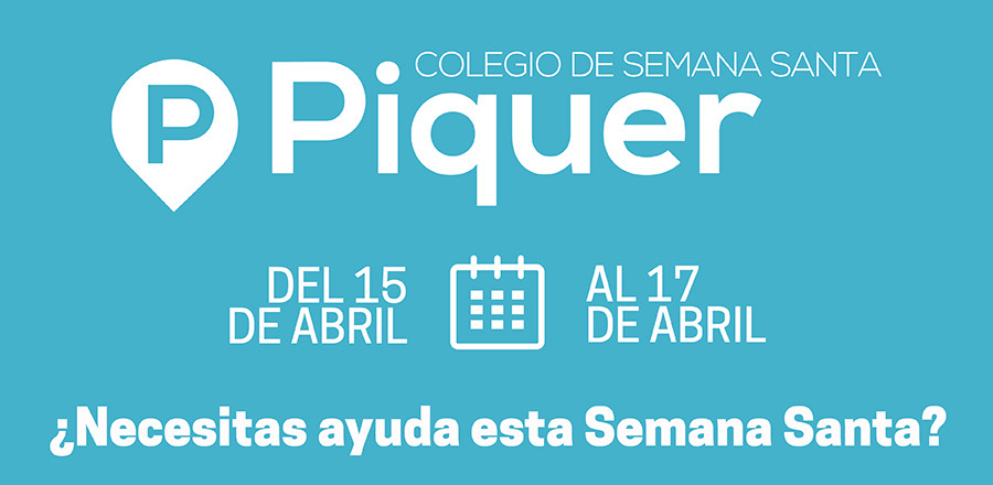 Piquer Enseñanza - Jornada de puertas abiertas Colegio de Semana Santa Piquer 2019