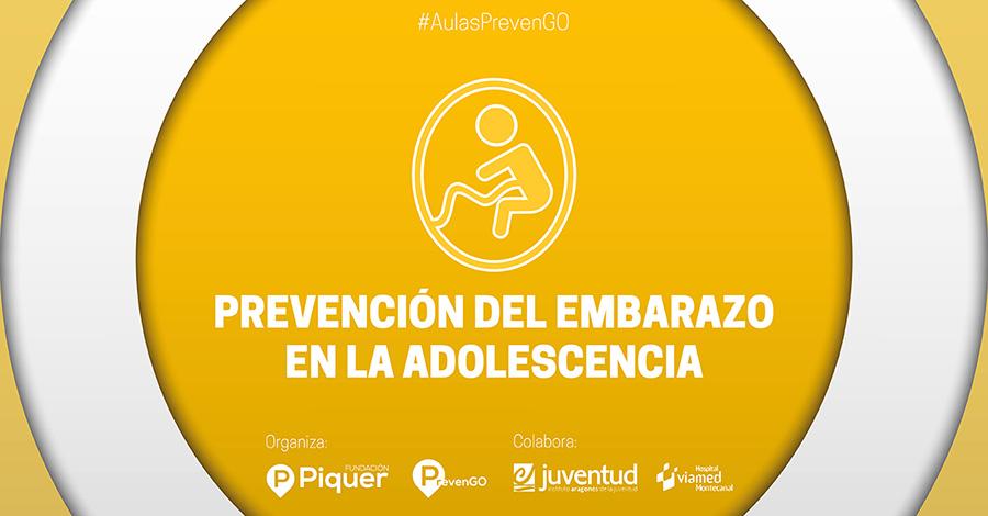 Fundación Piquer - Aula PrevenGO - Prevención del embarazo en la adolescencia