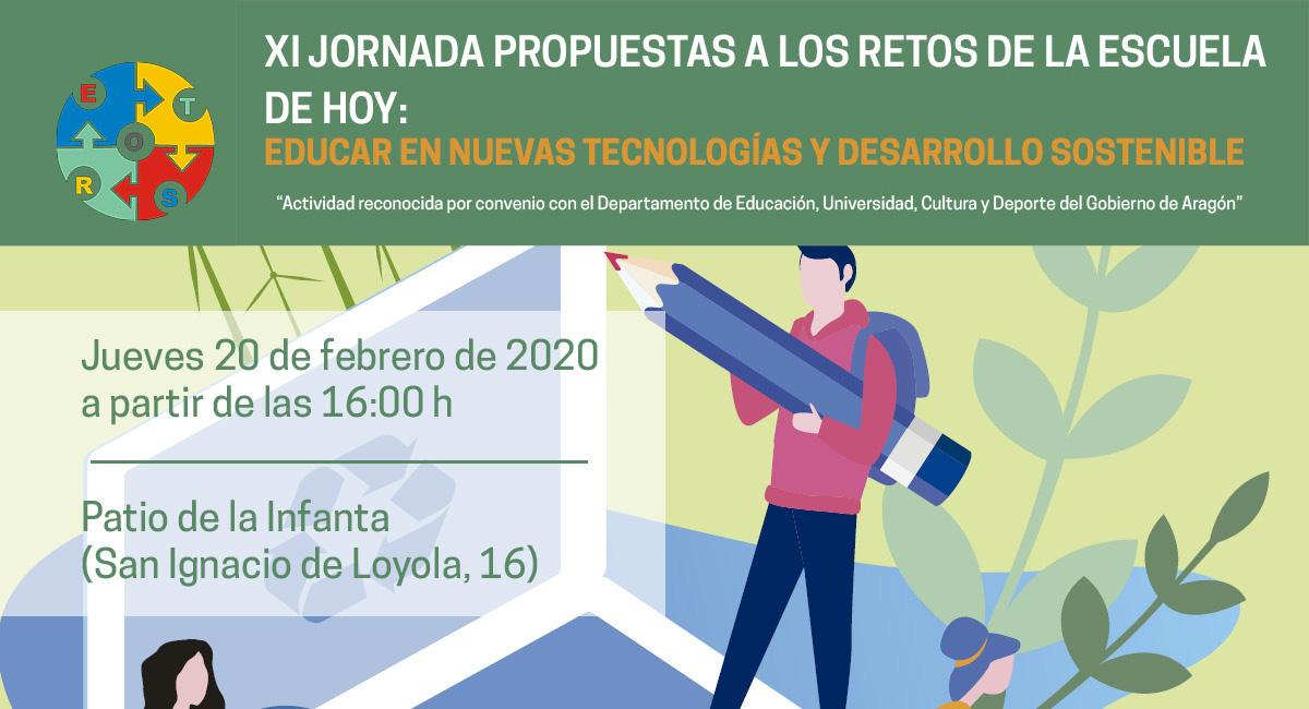 Jueves 20 de febrero de 2020 a partir de las 16:00. Patio de la Infanta (San Ignacio de Loyola, 16)